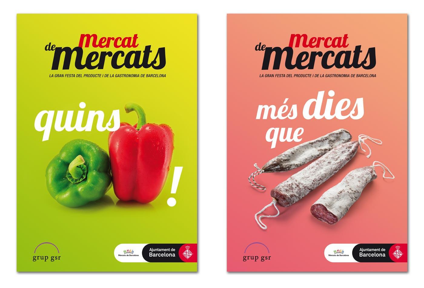 poster-mercats-barcelona-cartell-creartiva