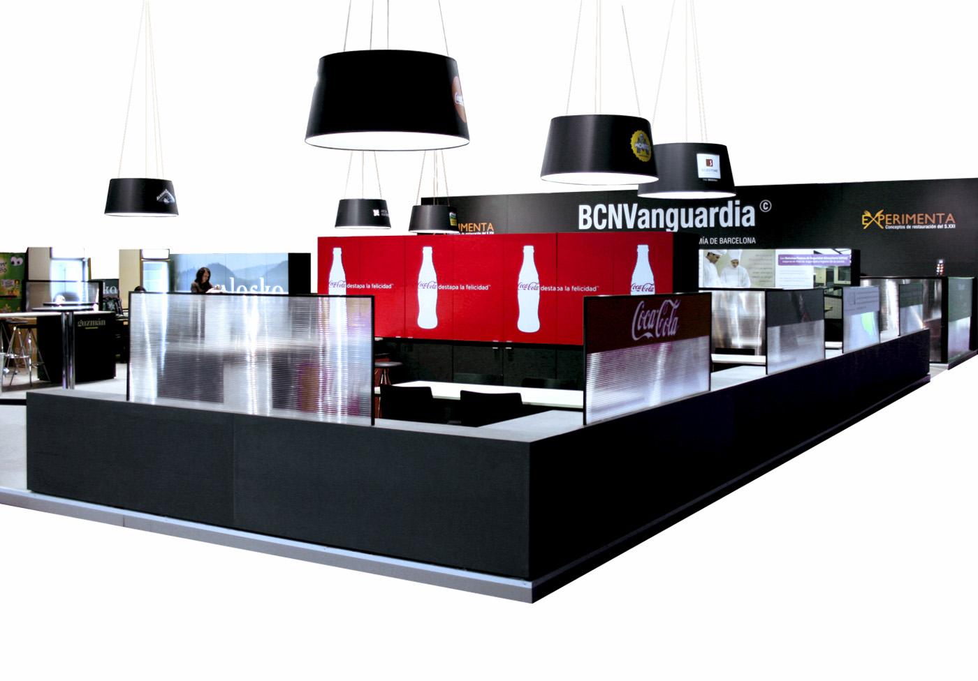 disseny-espai-BCNVanguardia-alimentaria-gastronomia-cheff-evento-stand-creartiva
