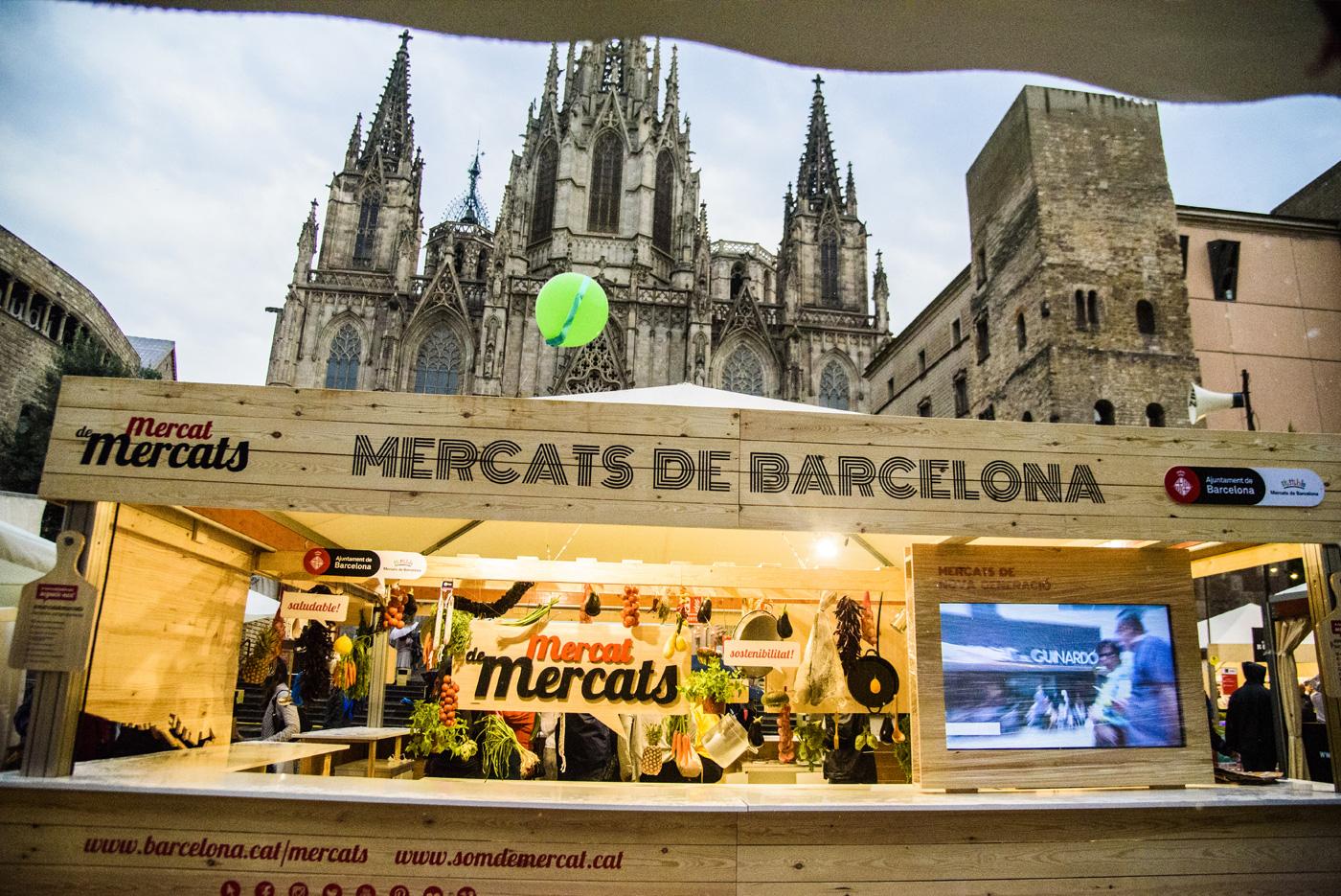 mercaos de barcelona