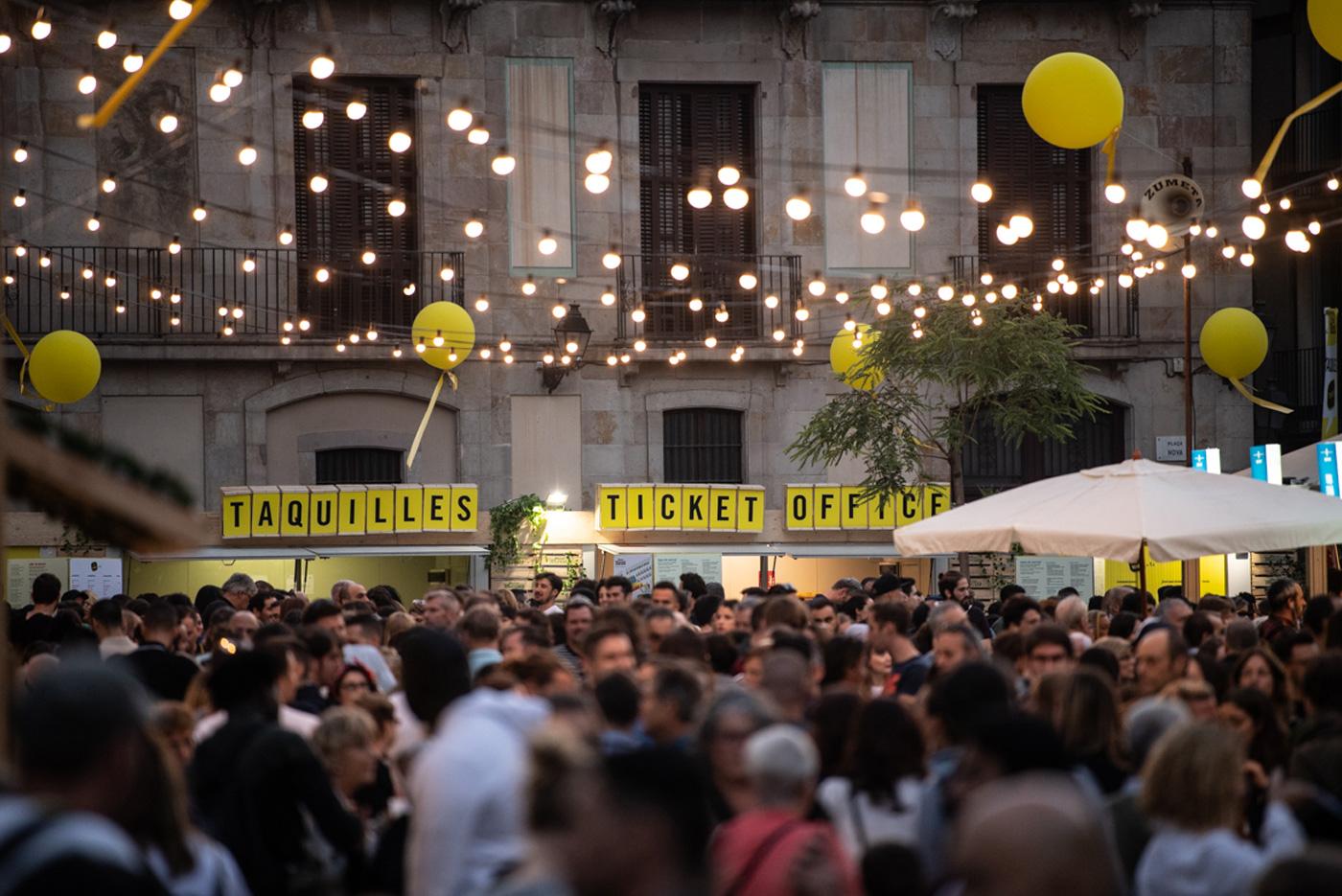 disseny mercat de mercats barcelona