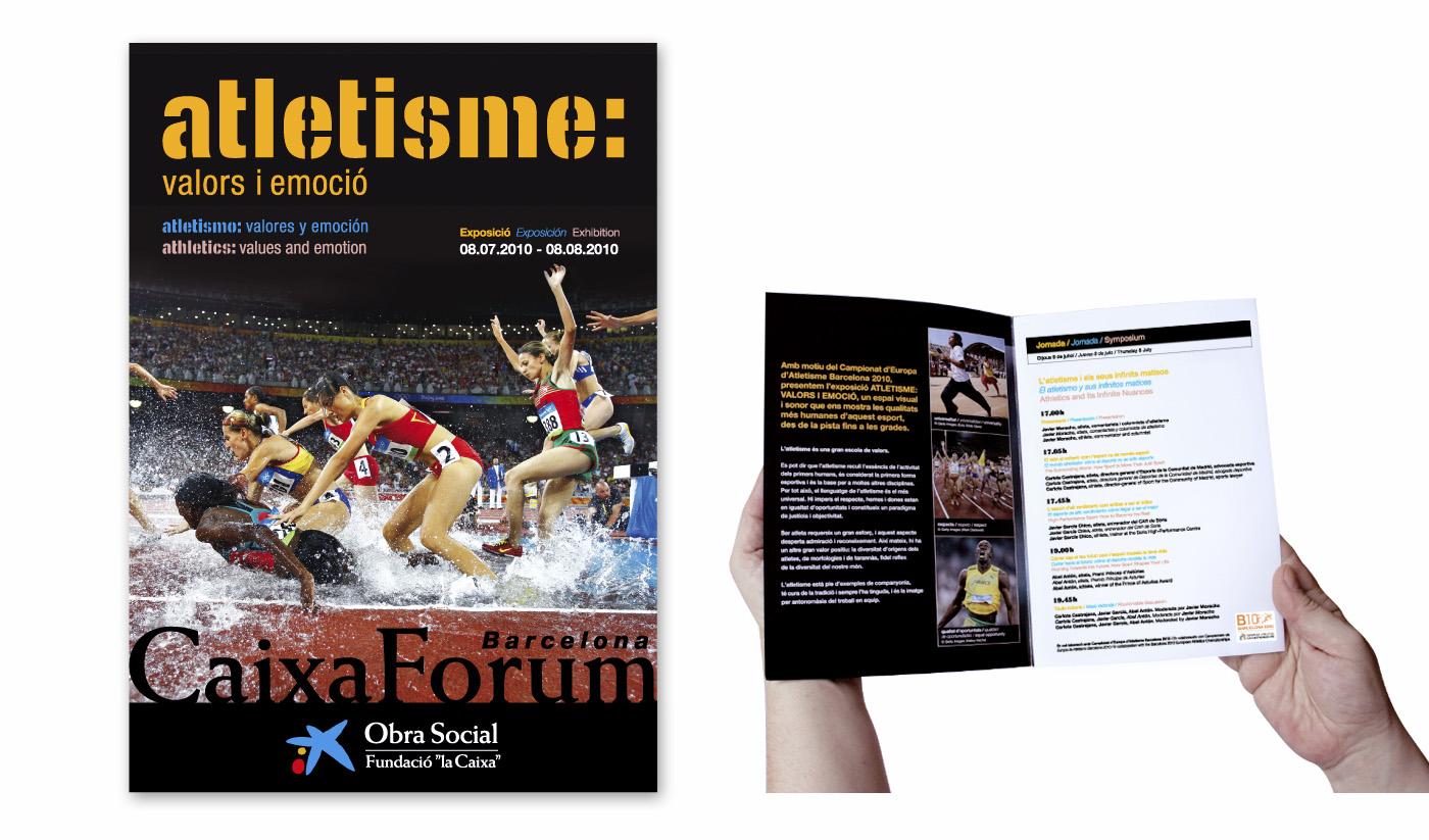 lacaixa-atletismo-creartiva-disseny-grafic-barcelona-catalogo-deporte