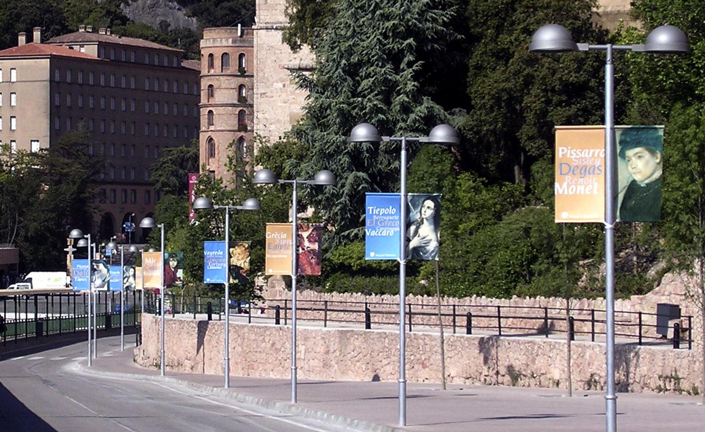 banderoles-disseny-montserrat-museu-creartiva-publicitat-banderoles-disseny