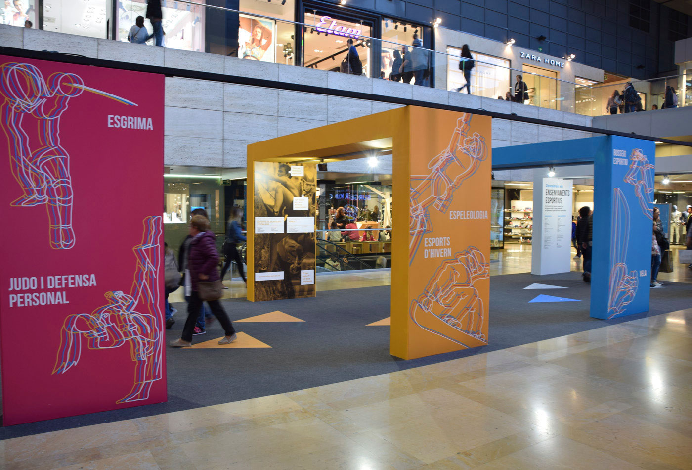 ensenyament-illa-diagonal-esport-generalitat-disseny-creartiva-barcelona-expo