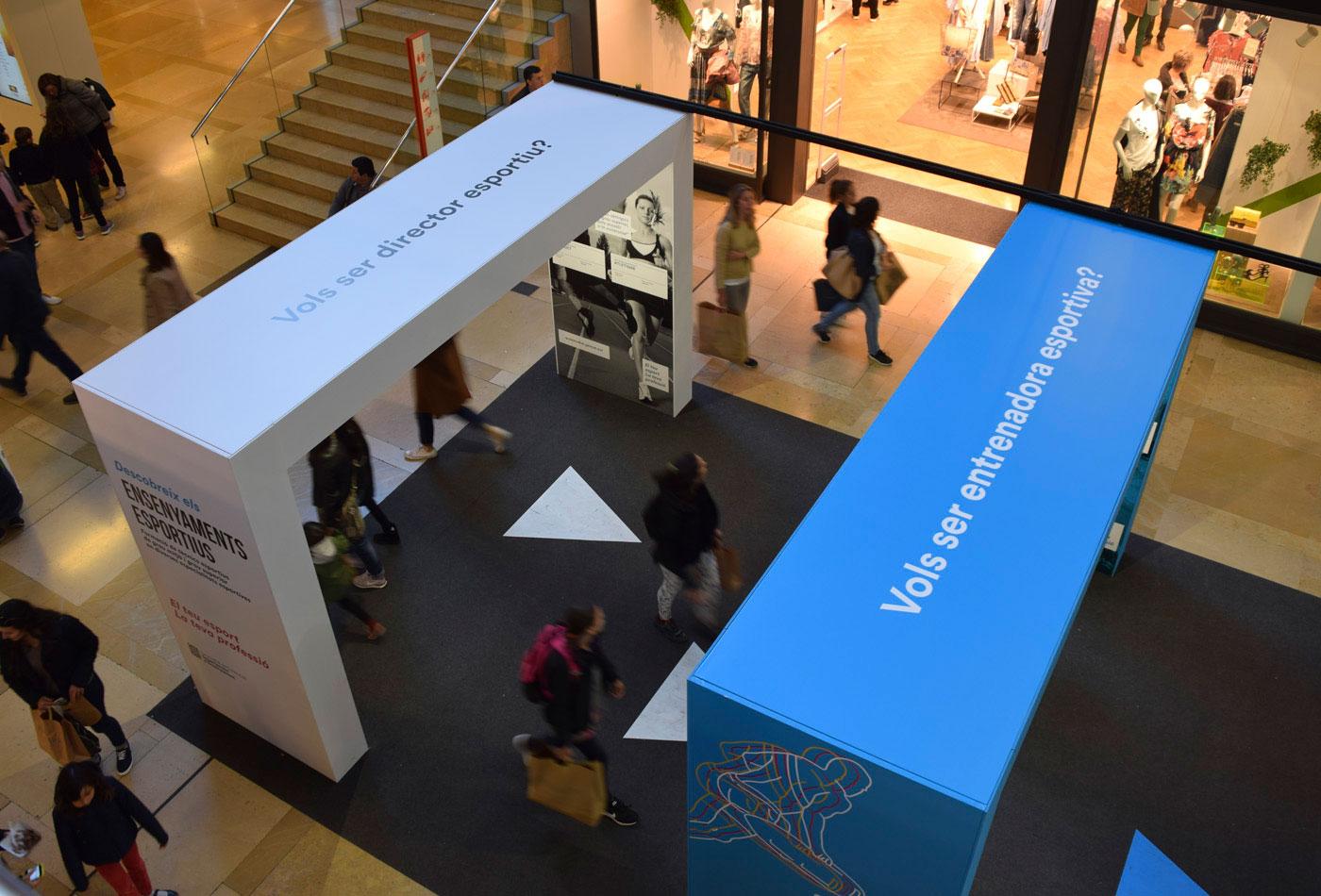 generalitat-disseny-creartiva-barcelona-expo-ensenyament-illa-diagonal-esport-