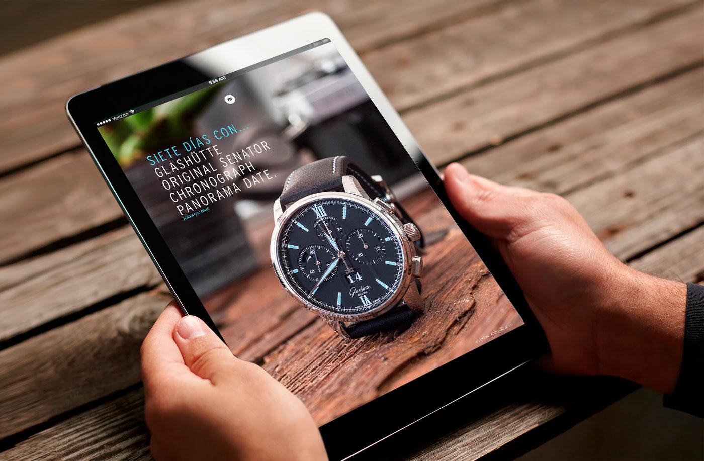 ipad-manufacture-revista-reloj-disseny-creartiva
