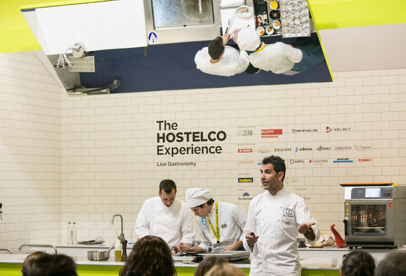 paco roncero the hostelco experience alimentaria