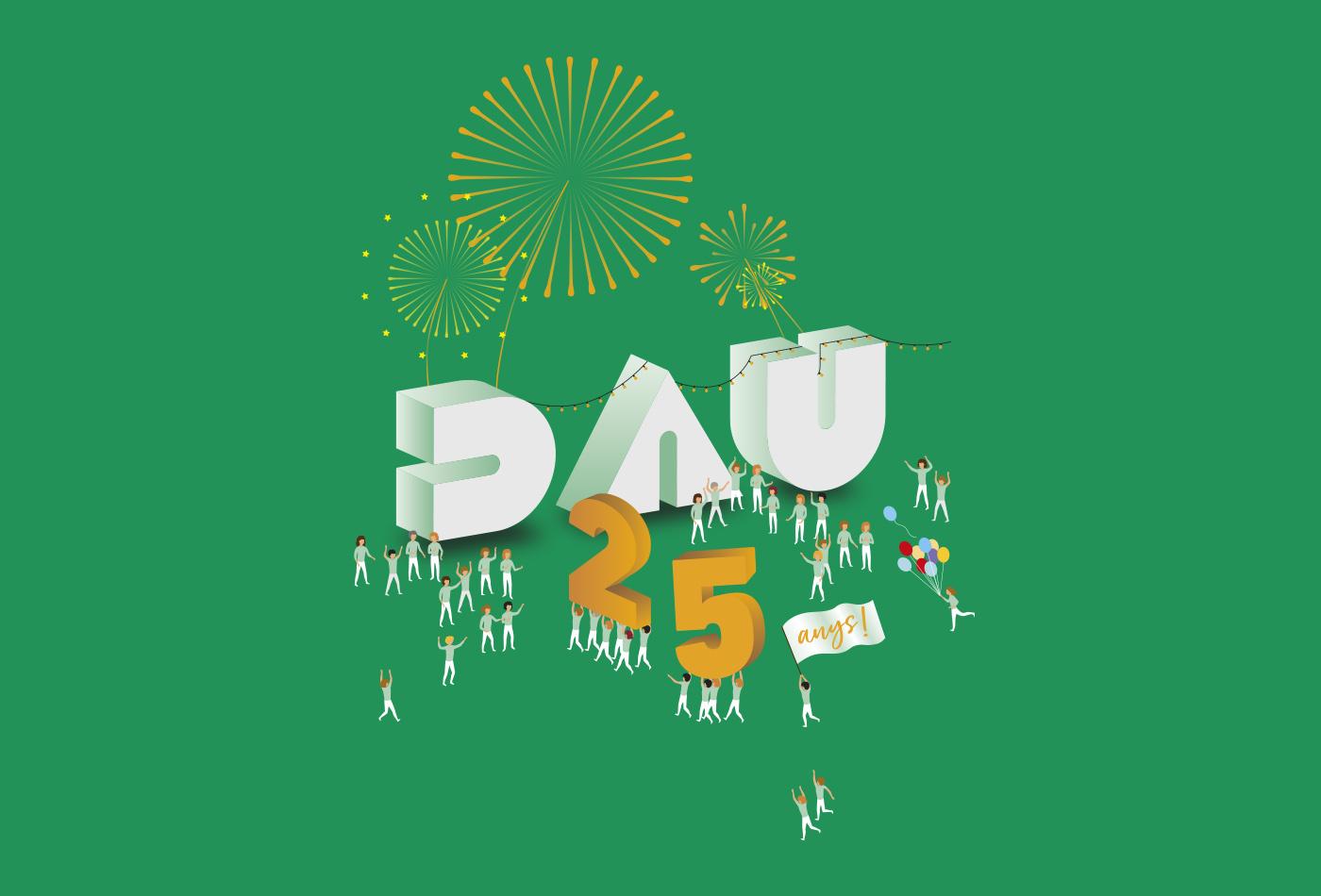 ilustración Fundación Dau