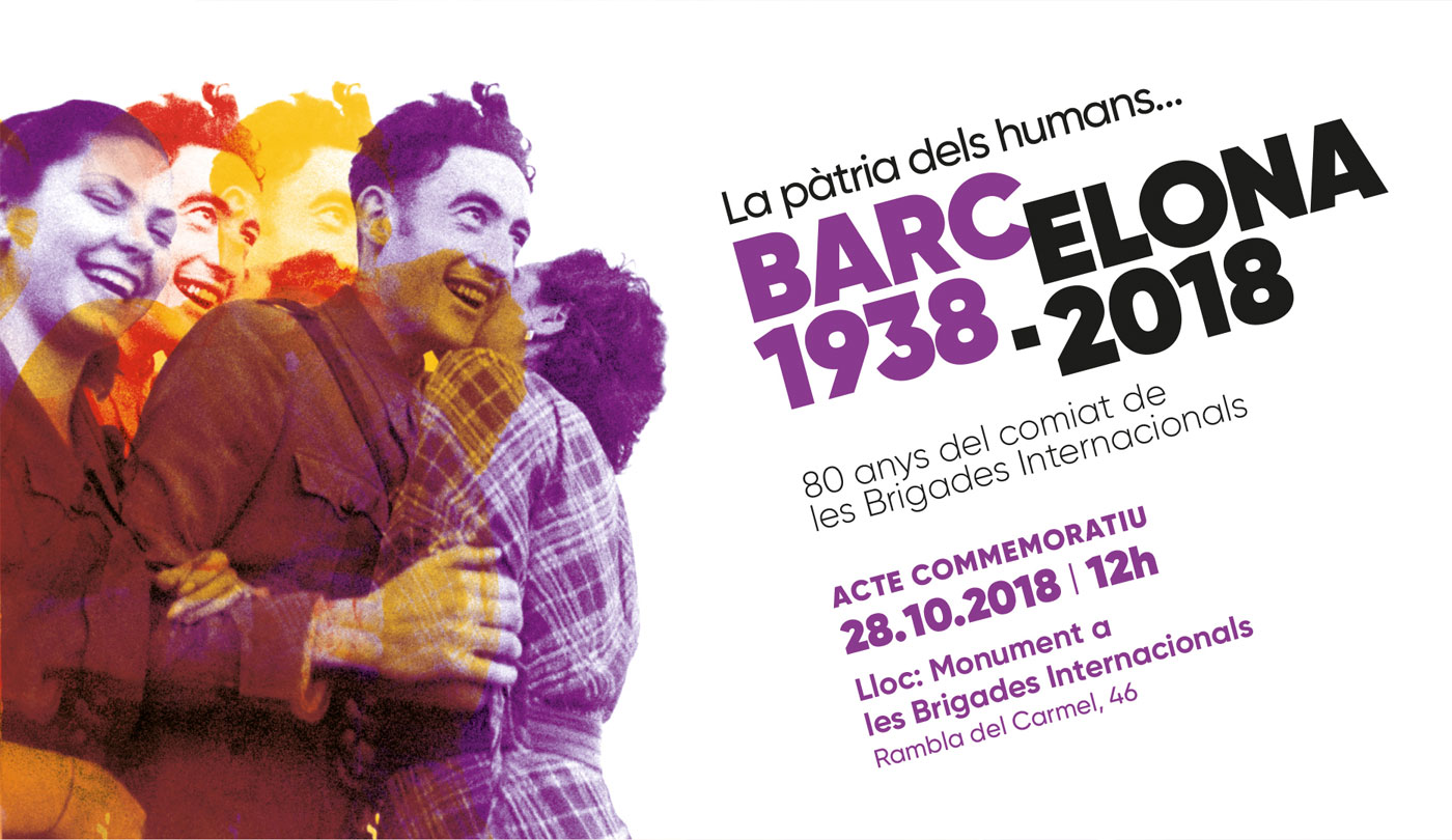 brigades internationals barcelona disseny
