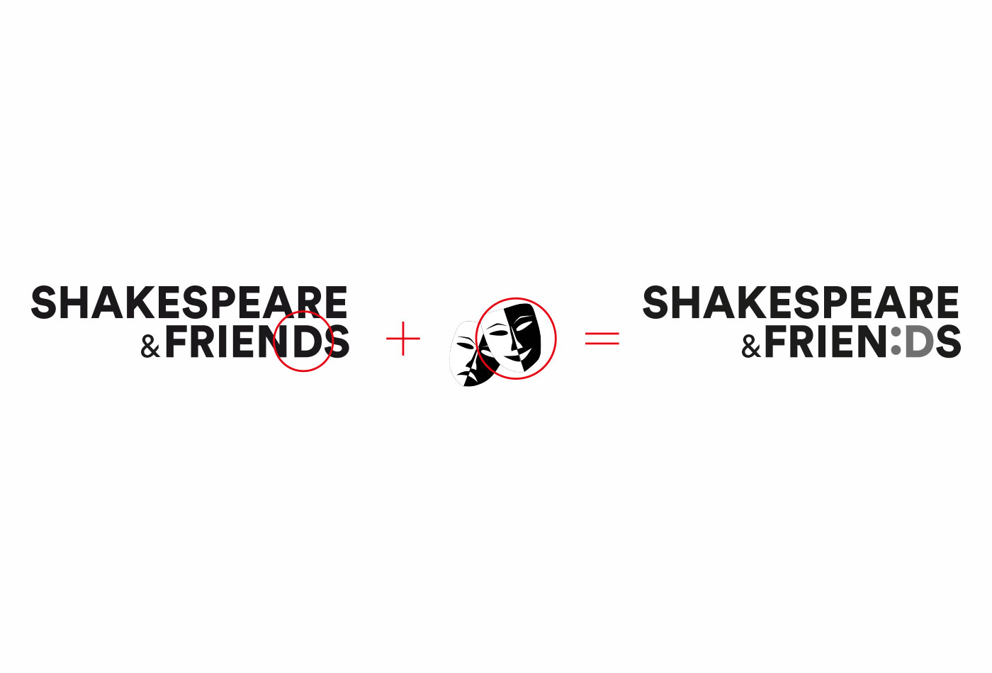 Shakespeare&Friends disseny
