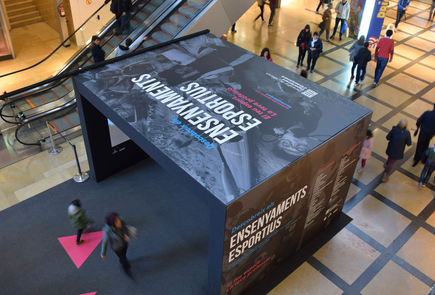 esport-generalitat-disseny-creartiva-barcelona-expo-ensenyament-illa-diagonal