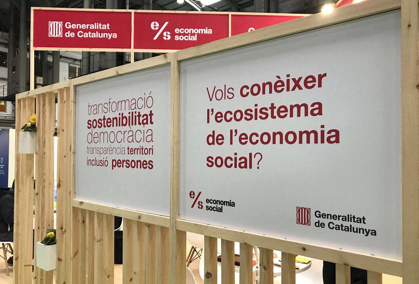 disseny stand fira barcelona