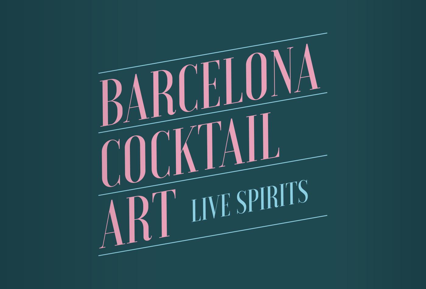 identidad grafica cocktail