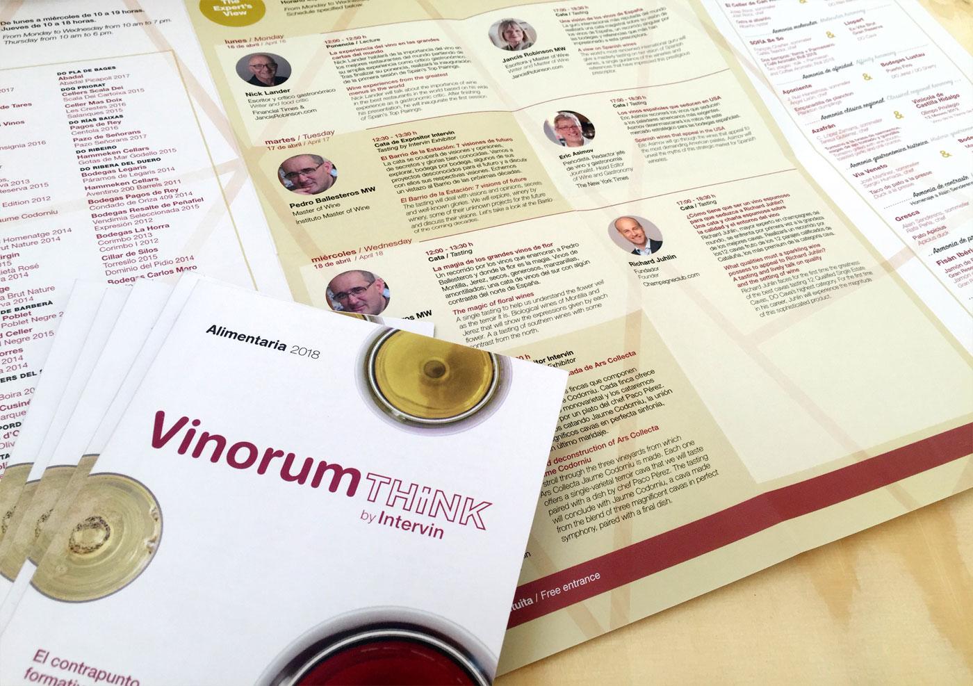 vinorum intervin alimentaria