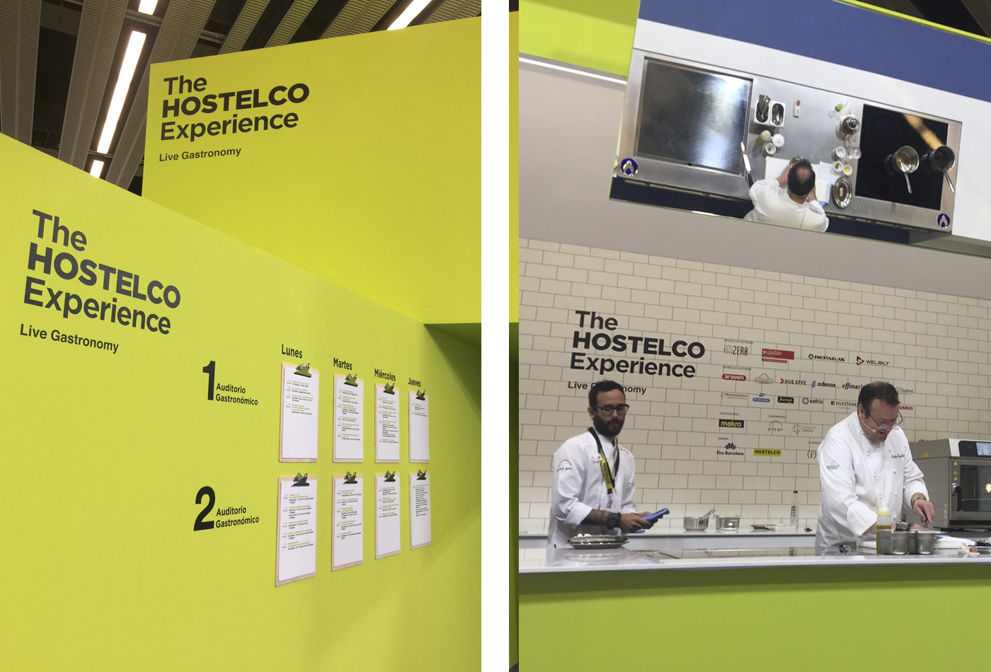 the hostelco experience barcelona fira