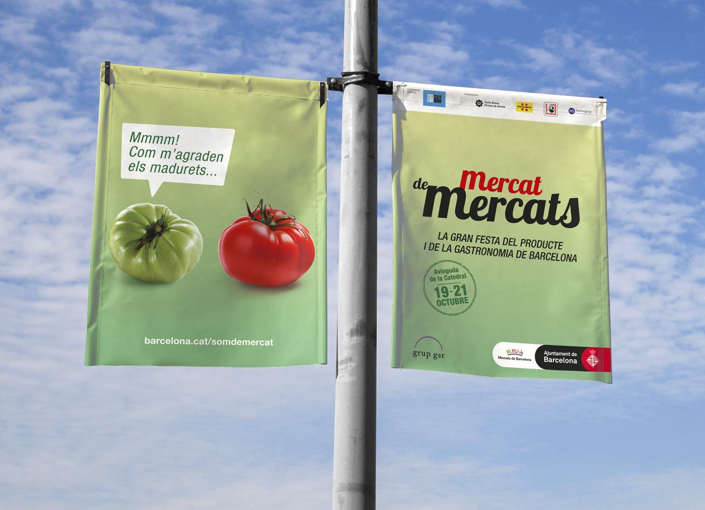 banderoles mercat de mercats