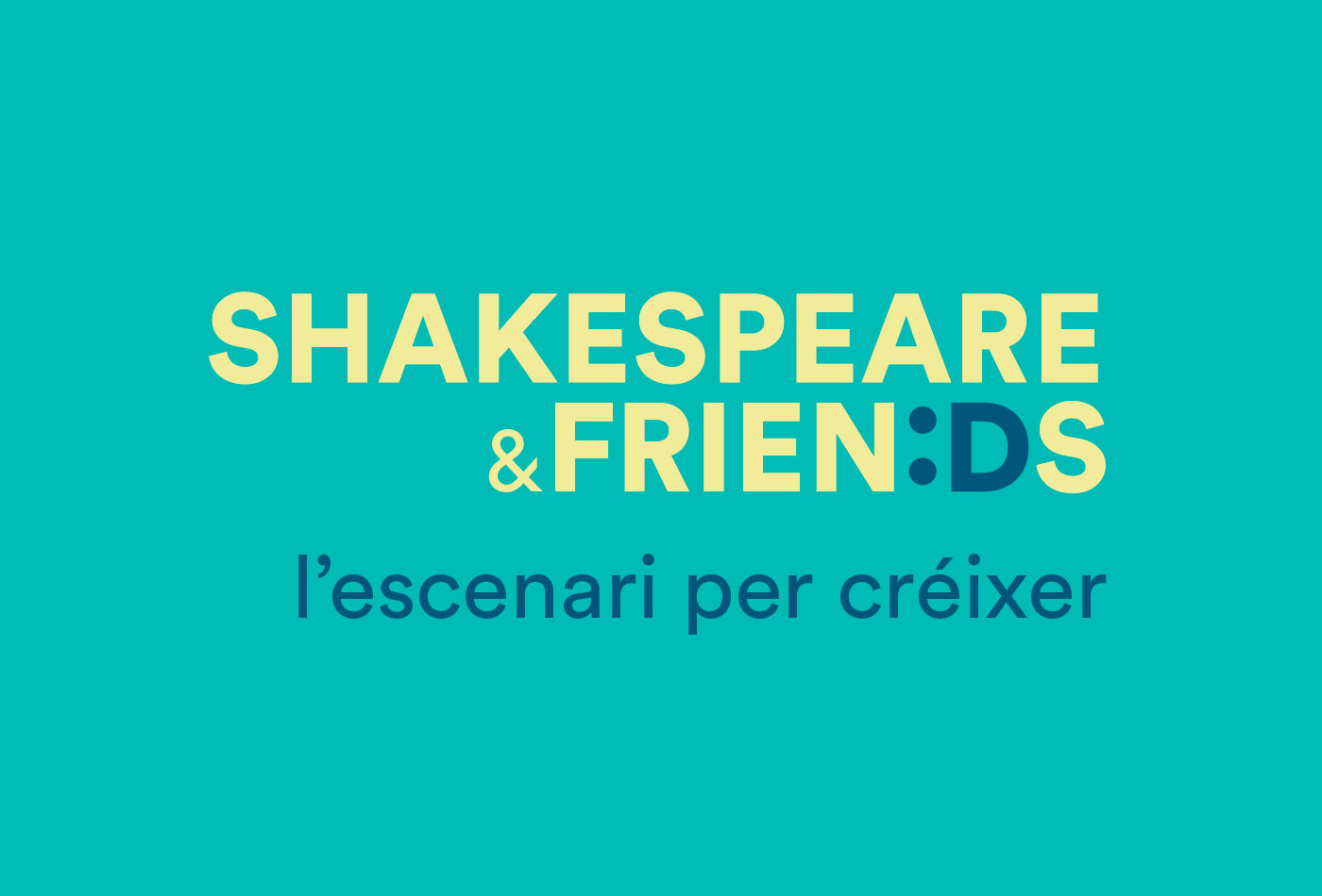 logo Shakespeare&Friends
